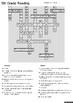Reading Crossword Puzzle