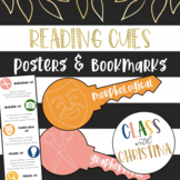 Reading Cues Posters and Bookmarks