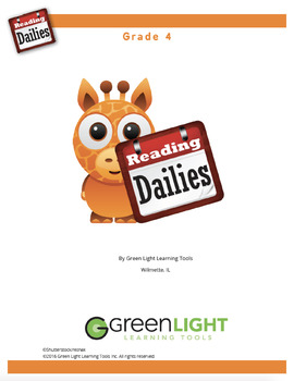 Reading Dailies Grade 4