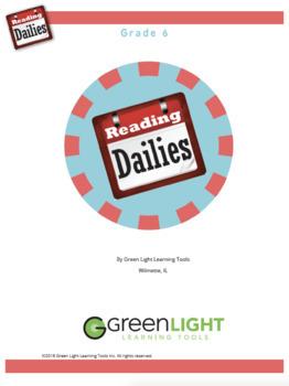 Reading Dailies Grade 6