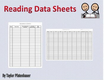 Reading Data Sheets