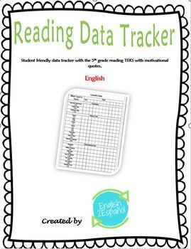 Reading Data Tracker and Smart Goal