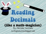 Reading Decimals Powerpoint Common Core Resource