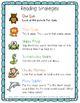 Reading Decoding Strategies Poster and Bookmark (Spanish B