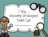 Reading Decoding Strategy...Eagle Eye