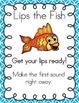 Reading Decoding Strategy...Lips the Fish