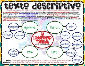 Reading - Description: Text Structure (English & Español)