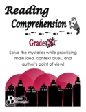 Reading Detective: Differentiated Reading Comprehension