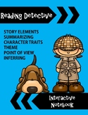 Reading Detective Interactive Notebook