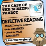 Detective Reading - Predicting Summarizing Inferences Find