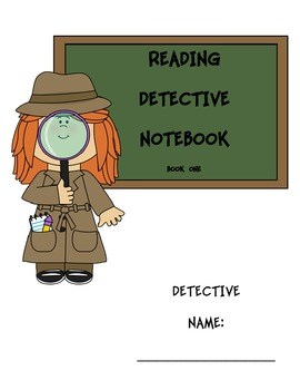 Reading Detective Notebook