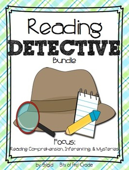 Reading Detectives Bundle: Mystery, Inferences, and Comprehension Skills