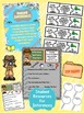 Reading Detectives: Inference graphic organizers, task cards, sentence starters