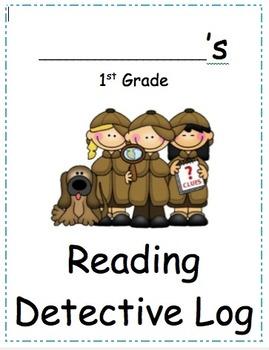 Reading Detectives Log