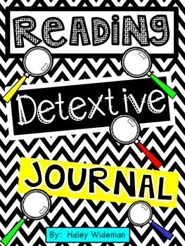 Reading Detextive Journal: CSI Journal