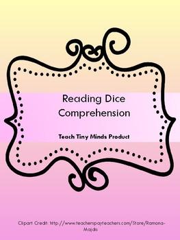 Reading Dice Comprehension