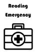 Reading Emergency Kit- Units of Study 2nd Grade