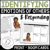 Reading Emotion and Responding in Social Situations with B