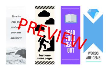 Reading Encouragement Bookmarks Mega Bundle