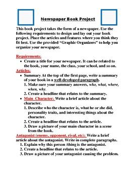 Reading Enrichment Projects -Part 2