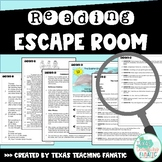 Reading Escape Room #2