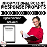 Informational Reading Exit Slips - Grades 3-6