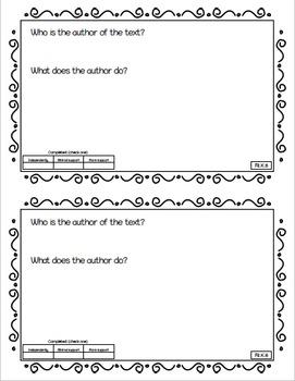 Reading Exit Slips Kindergarten Mega Bundle