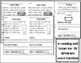 Reading Exit Tickets Kindergarten