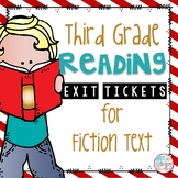 Reading Exit Tickets for Fiction Text