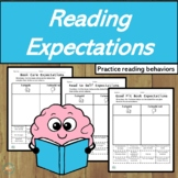 Reading Expectations