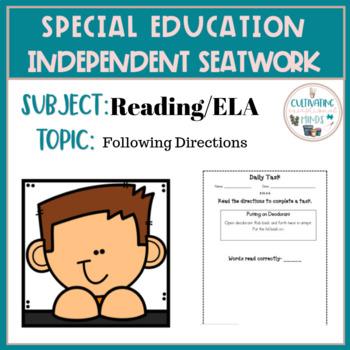Reading Extended Standard 4.6