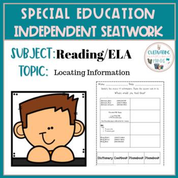 Reading Extended Standard 5.1