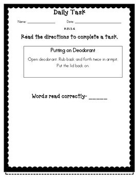 Reading Extended Standard 5.6