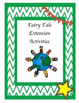 Reading Extension Activities for Fairy Tales