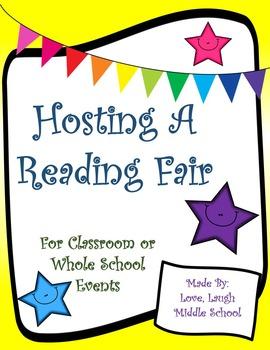 Reading Fair Hosting Bundle