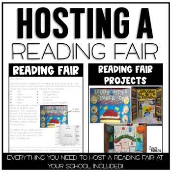 Reading Fair {Everything You Need}