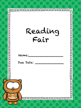 Reading Fair Packet