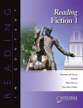 Reading Fiction 1