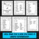Character Traits Book