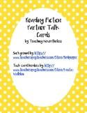 Reading Fiction Partner Talk Cards