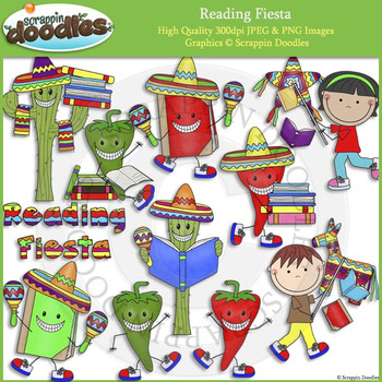 Reading Fiesta