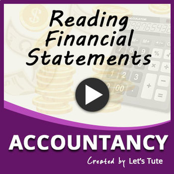 Reading Financial Statements | Accountancy