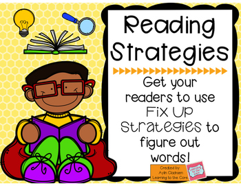 Reading Strategies Pack