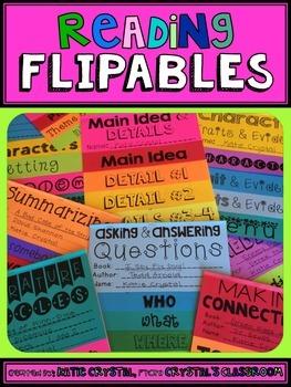 Reading Flipables Pack