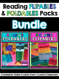 Reading Flipables and Foldables Packs BUNDLE