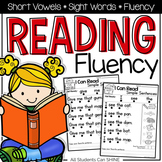 Reading Comprehension Passages ~ Fluency Practice