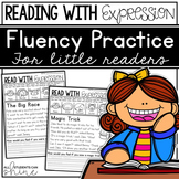 Reading Comprehension Passages ~ Fluency