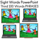 Sight Words Powerpoint Reading Fluency