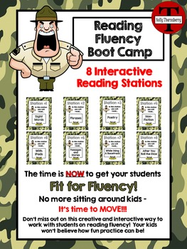 Reading Fluency Boot Camp