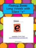 Reading Fluency Boxes - Long Vowels With Silent E